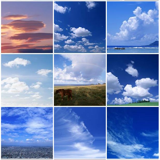 Cieli e sfondi