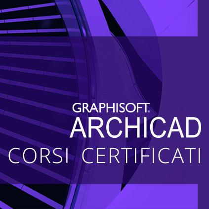 Corsi Certificati ARCHICAD 21